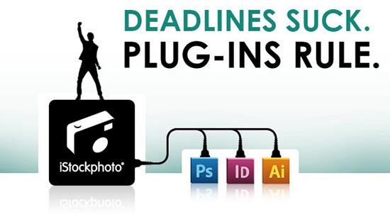 iStockphoto Adobe CS Plug-in