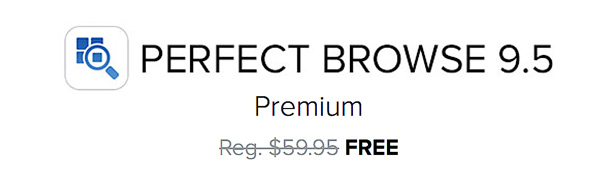 Perfect Browse 9.5 for FREE